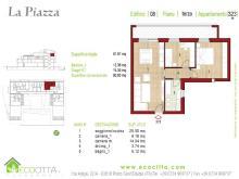 Image No.10-Appartement de 2 chambres à vendre à Potenza Picena