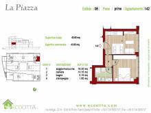 Image No.10-Appartement de 1 chambre à vendre à Potenza Picena