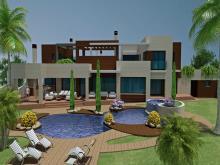 Image No.3-Villa de 4 chambres à vendre à La Mata