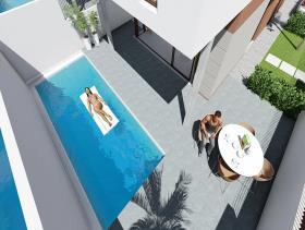 Image No.1-Villa de 3 chambres à vendre à San Pedro del Pinatar