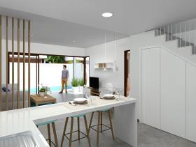 Image No.2-Villa de 3 chambres à vendre à San Pedro del Pinatar