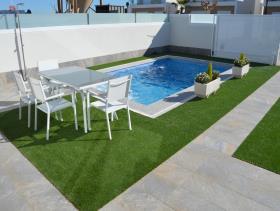 Image No.1-Villa de 3 chambres à vendre à Pilar de la Horadada