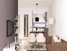 Image No.4-Villa de 2 chambres à vendre à Rojales