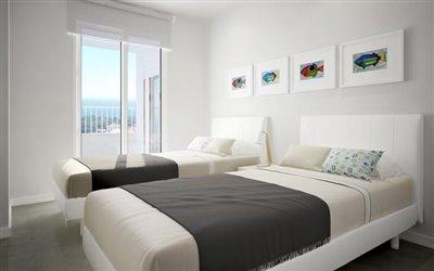 CBS1512PTV_4_Dormitorio-2-camas--4----Altos-de-Campoamor