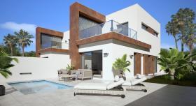 Image No.2-Villa de 3 chambres à vendre à Daya Vieja