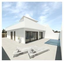 Image No.2-Villa de 3 chambres à vendre à Pilar de la Horadada