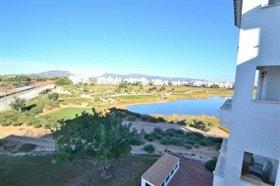 Image No.12-Appartement de 2 chambres à vendre à Hacienda Riquelme Golf Resort