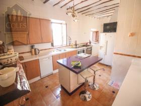 Image No.6-Maison de campagne de 5 chambres à vendre à Cúllar-Baza