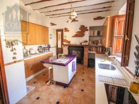 Image No.3-Maison de campagne de 5 chambres à vendre à Cúllar-Baza