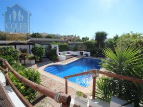 Image No.1-Villa / Détaché de 3 chambres à vendre à Arboleas