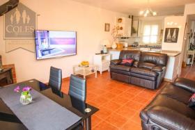 Image No.3-Maison de ville de 3 chambres à vendre à Los Gallardos