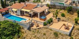 Image No.1-Villa / Détaché de 3 chambres à vendre à El  Pinar De Bédar