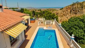 Image No.2-Villa / Détaché de 3 chambres à vendre à El  Pinar De Bédar
