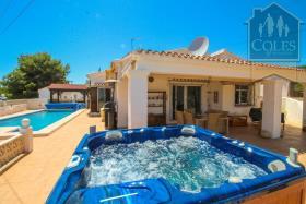Image No.3-Villa / Détaché de 3 chambres à vendre à El  Pinar De Bédar