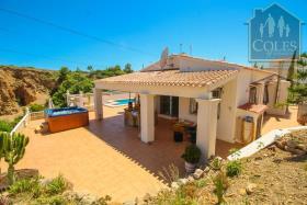 Image No.9-Villa / Détaché de 3 chambres à vendre à El  Pinar De Bédar