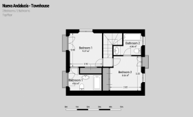 Image No.27-2 Bed Townhouse for sale
