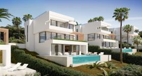 Image No.1-Villa / Détaché de 3 chambres à vendre à Mijas Costa
