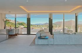 Image No.2-Villa / Détaché de 3 chambres à vendre à Mijas Costa