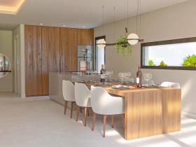 Image No.4-Villa / Détaché de 3 chambres à vendre à Mijas Costa