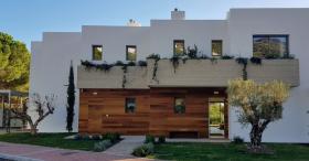 Image No.1-Maison de ville de 3 chambres à vendre à Mijas