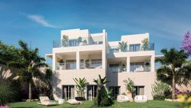 Image No.2-Maison de ville de 3 chambres à vendre à Mijas