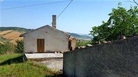 Image No.2-Villa / Détaché de 2 chambres à vendre à Gessopalena