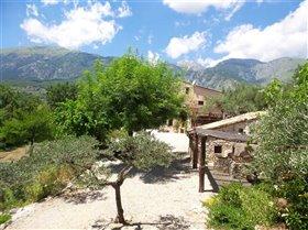 Image No.38-Villa / Détaché de 5 chambres à vendre à Civitella Messer Raimondo