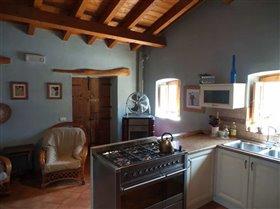 Image No.4-Villa / Détaché de 5 chambres à vendre à Civitella Messer Raimondo