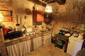 Image No.2-Maison de 2 chambres à vendre à Torricella Peligna