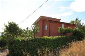 Image No.2-Villa / Détaché de 4 chambres à vendre à Torricella Peligna
