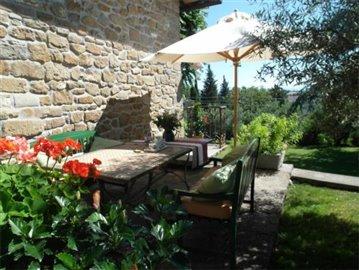 Casale dell'Olmo - The patio