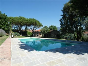 Casale dell'Olmo - The pool