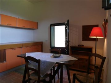 Casale dell'Olmo - The guest kitchen