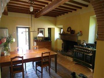 Casale dell'Olmo - The kitchen