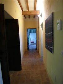 Casale dell'Olmo - The hallway