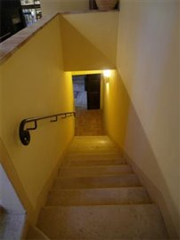 Casale dell'Olmo - The staircase