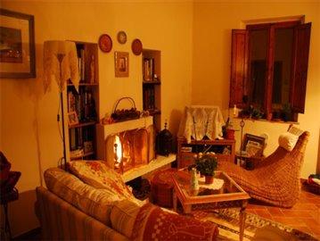 Il Nicchio - Sitting room