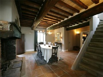 Casale Fiordaliso - Dining room