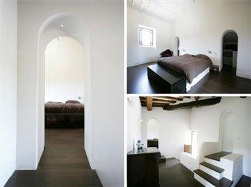 Casale Fiordaliso - Master bedroom