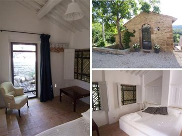 Casale Fiordaliso - The 1 bedroom apartment