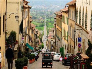 Corso Matteotti - Anghiari