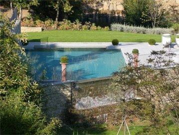 Villa La Torre - Waterfall feature