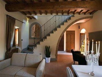 Villa La Torre - One of the living rooms