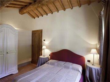 Villa La Torre - One of the bedrooms