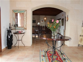 Image No.3-Finca de 3 chambres à vendre à Porto Colom