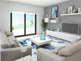 Image No.2-Appartement de 2 chambres à vendre à Porto Colom