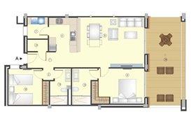 Image No.11-Appartement de 2 chambres à vendre à Porto Colom
