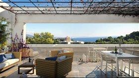 Image No.1-Maison de ville de 3 chambres à vendre à Sol de Mallorca