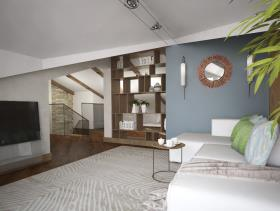 Image No.3-Duplex de 4 chambres à vendre à Dobrota