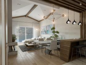 Image No.4-Duplex de 4 chambres à vendre à Dobrota